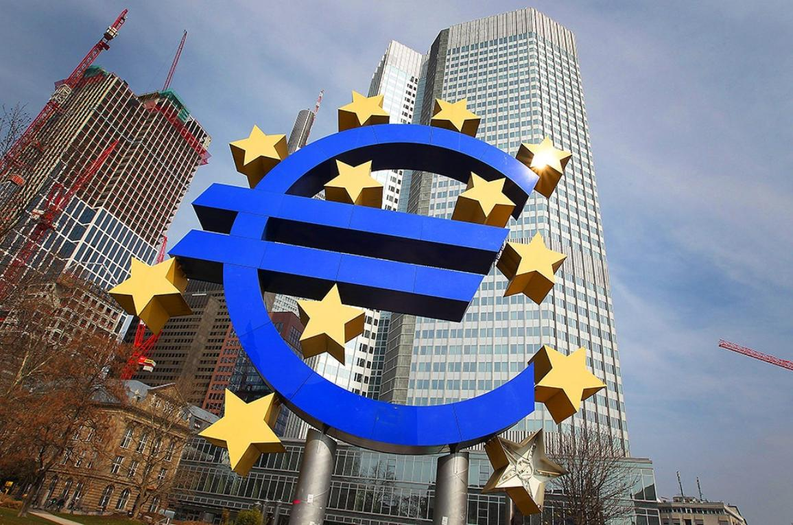 Исследование Европейского центрального банка указывает на неглубокую рецессию