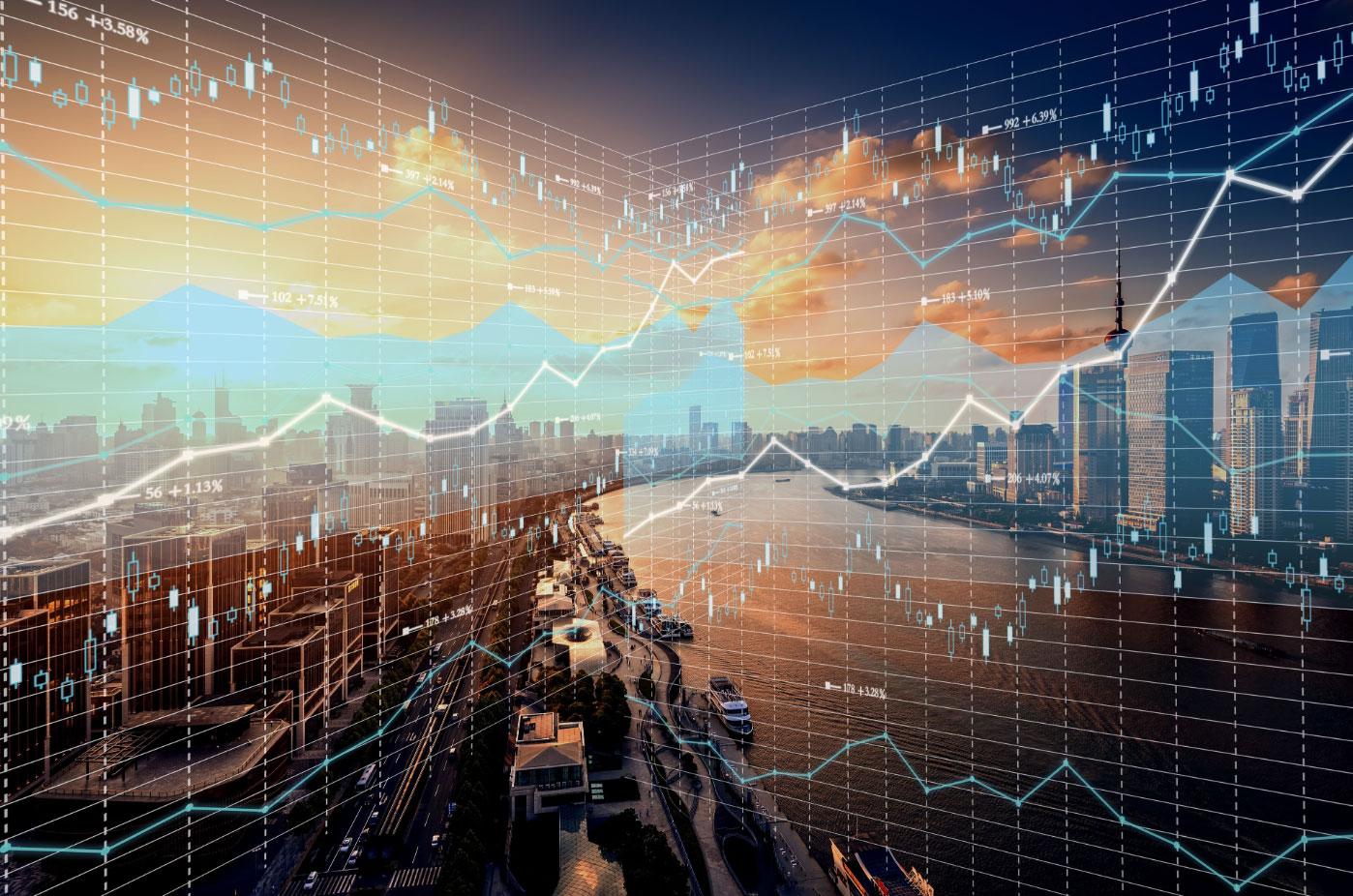 Азиатские биржи достигли максимума за 29 месяцев, китайские голубые фишки - за 5 лет