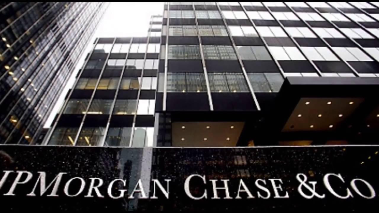 JPMorgan Chase может выплатить почти 1 миллиард долларов за спуфинг